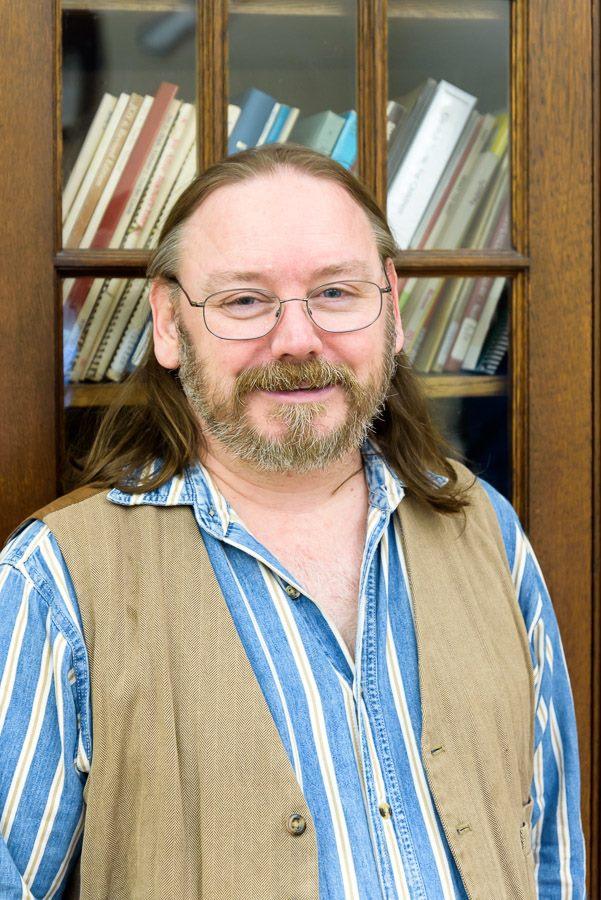 Headshot photo of Rev. Dr. Thom Bower